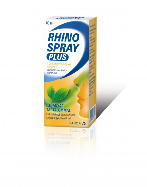 Rhinospray plus oldatos orrspray 10ml