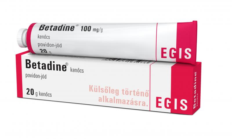 Betadine® kenőcs, 20g