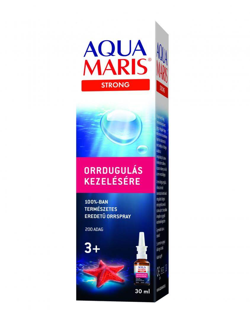Aqua Maris® Strong orrspray, 30 ml