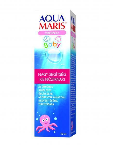 Aqua Maris® Baby, 50 ml