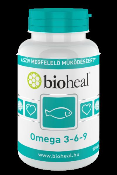 Omega 3-6-9, 100 db