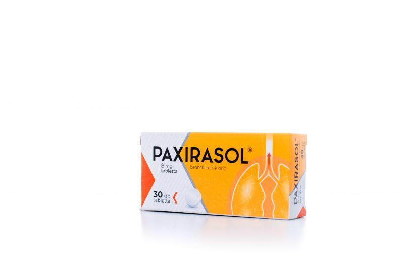 PAXIRASOL® 8 mg tabletta, 30 db