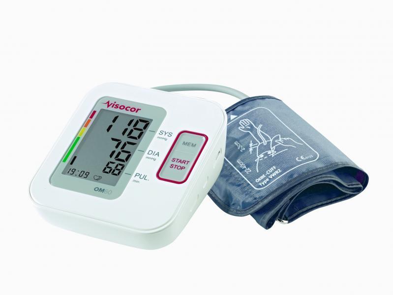 Visocor OM60 automata vérnyomásmérő 1 db