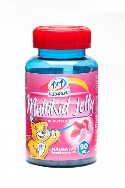 1x1 Vitamin MultiKid Jelly gumivitamin 90x